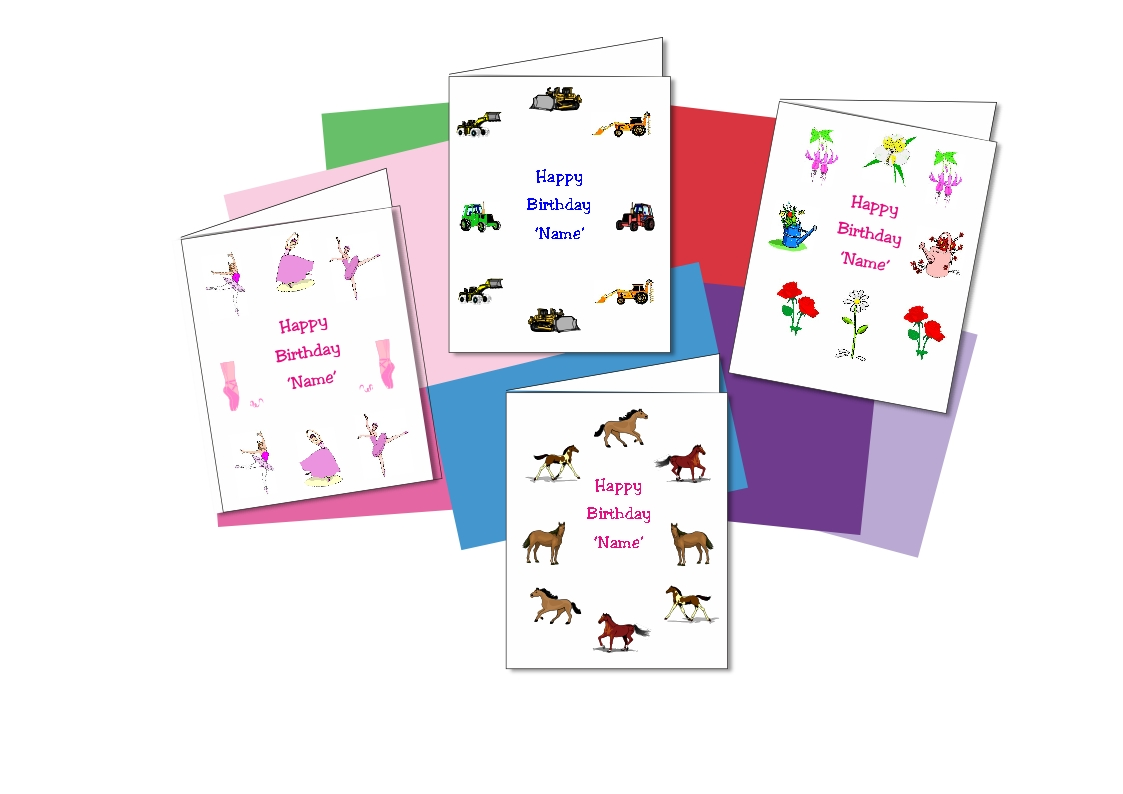 Birthday Cards with Borders – Birthday Cards Borders